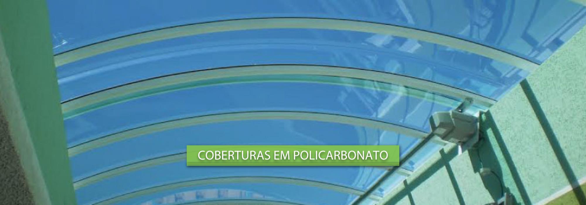 COBERTURA EM POLICARBONATO CURITIBA
